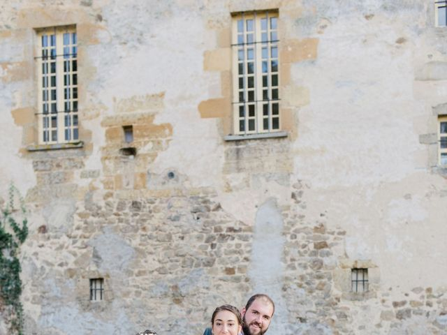 Le mariage de Kevin et Leslie à Bazoches, Nièvre 121