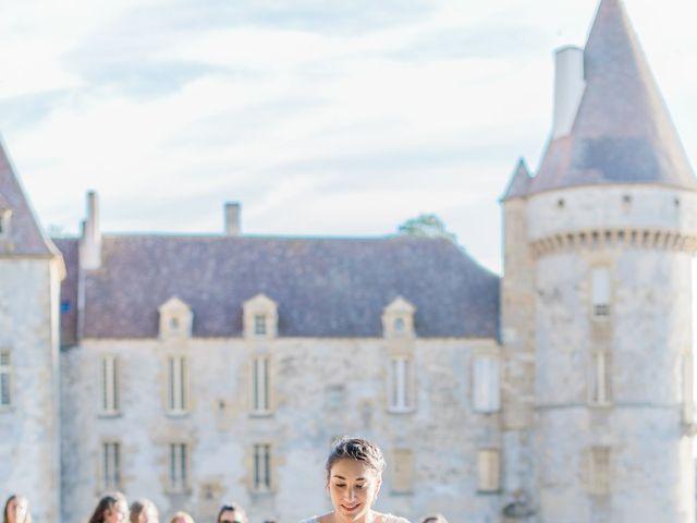 Le mariage de Kevin et Leslie à Bazoches, Nièvre 122