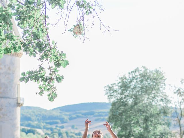 Le mariage de Kevin et Leslie à Bazoches, Nièvre 123