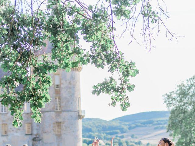 Le mariage de Kevin et Leslie à Bazoches, Nièvre 124