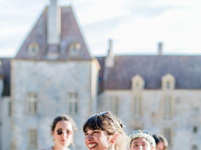 Le mariage de Kevin et Leslie à Bazoches, Nièvre 127