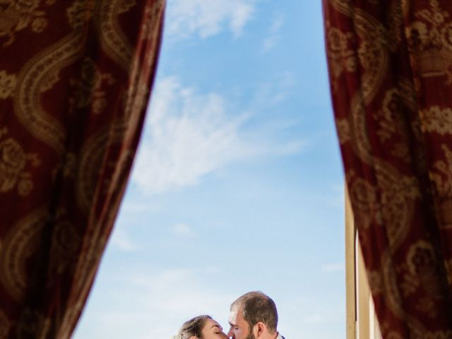 Le mariage de Kevin et Leslie à Bazoches, Nièvre 134