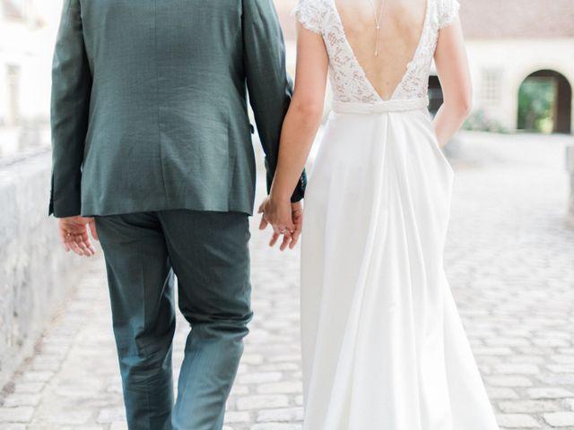 Le mariage de Kevin et Leslie à Bazoches, Nièvre 142