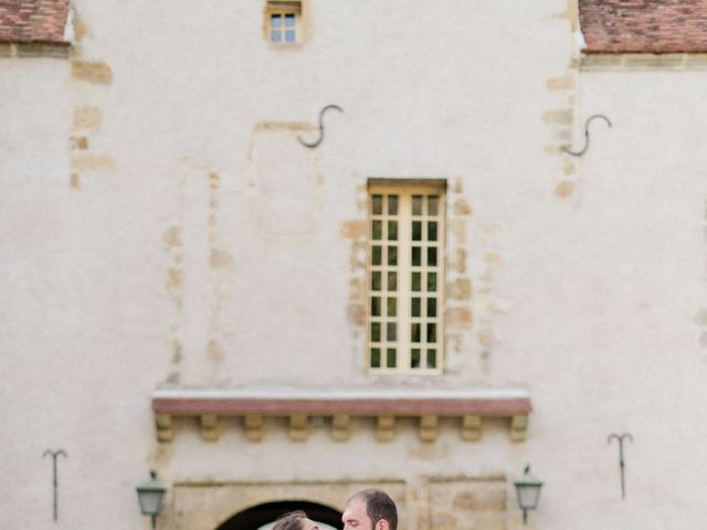 Le mariage de Kevin et Leslie à Bazoches, Nièvre 144
