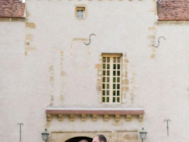 Le mariage de Kevin et Leslie à Bazoches, Nièvre 145