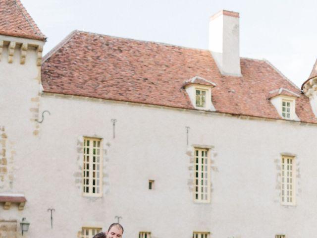 Le mariage de Kevin et Leslie à Bazoches, Nièvre 146