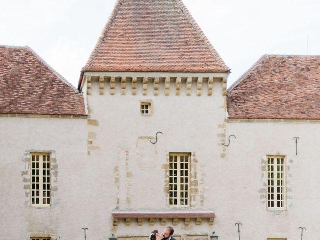 Le mariage de Kevin et Leslie à Bazoches, Nièvre 148