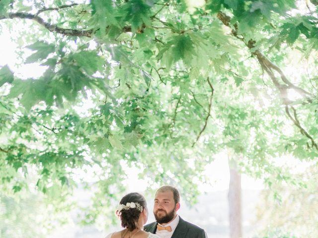 Le mariage de Kevin et Leslie à Bazoches, Nièvre 151