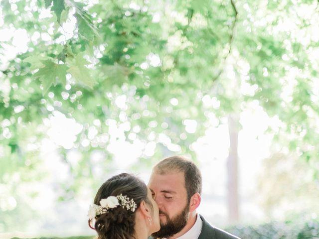 Le mariage de Kevin et Leslie à Bazoches, Nièvre 152