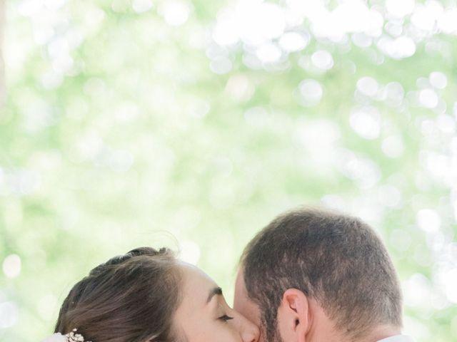 Le mariage de Kevin et Leslie à Bazoches, Nièvre 153