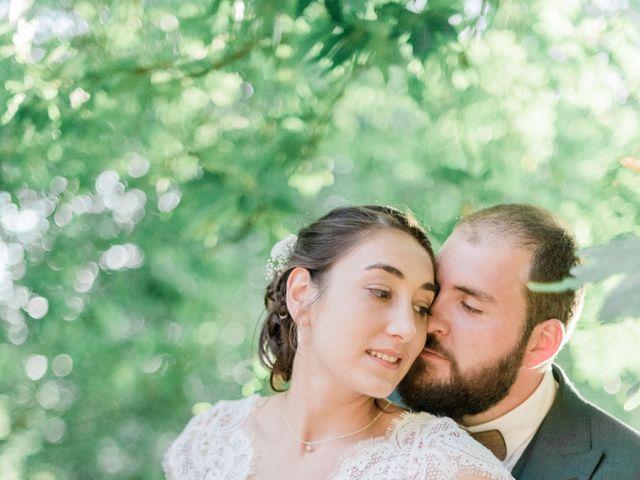 Le mariage de Kevin et Leslie à Bazoches, Nièvre 155