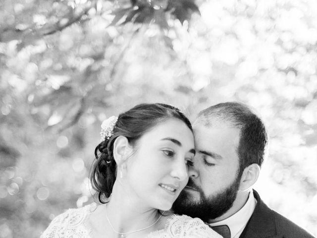 Le mariage de Kevin et Leslie à Bazoches, Nièvre 156