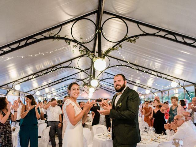 Le mariage de Kevin et Leslie à Bazoches, Nièvre 164