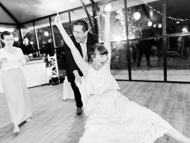 Le mariage de Kevin et Leslie à Bazoches, Nièvre 167