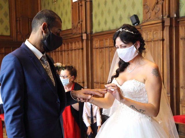 Le mariage de Ahmed et Justine à Calais, Pas-de-Calais 1