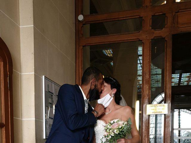 Le mariage de Ahmed et Justine à Calais, Pas-de-Calais 4