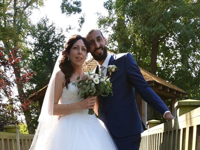 Le mariage de Ahmed et Justine à Calais, Pas-de-Calais 6