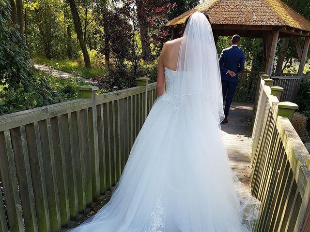 Le mariage de Ahmed et Justine à Calais, Pas-de-Calais 7