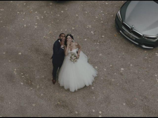 Le mariage de Ahmed et Justine à Calais, Pas-de-Calais 20