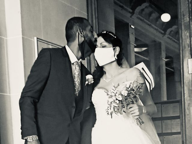 Le mariage de Ahmed et Justine à Calais, Pas-de-Calais 28