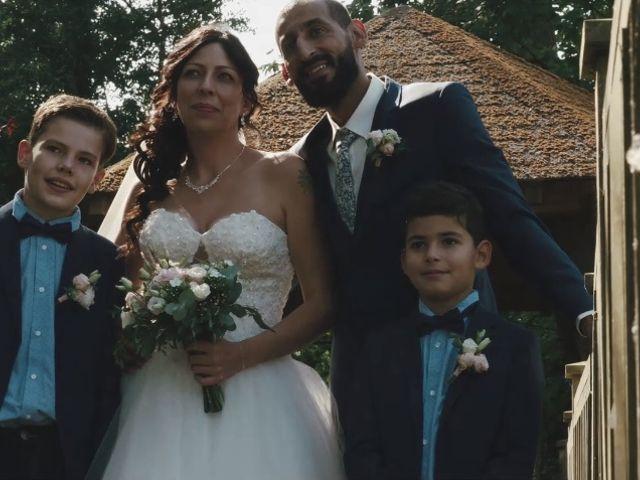 Le mariage de Ahmed et Justine à Calais, Pas-de-Calais 31