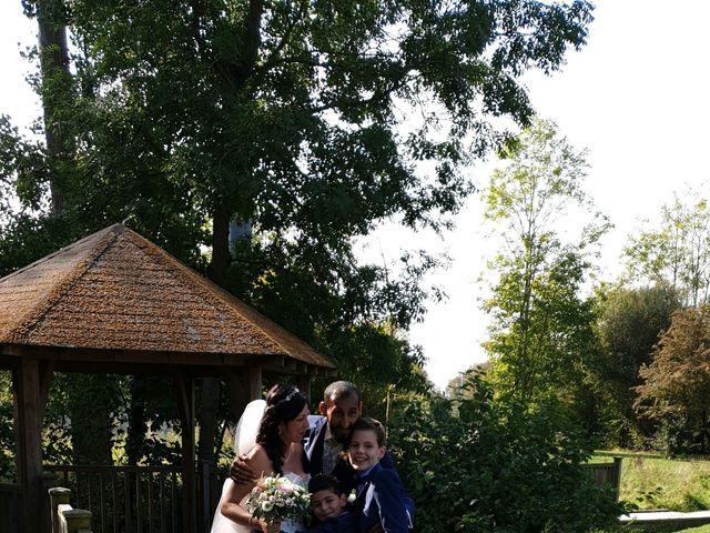 Le mariage de Ahmed et Justine à Calais, Pas-de-Calais 50