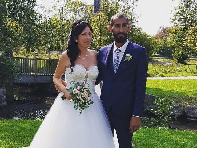 Le mariage de Ahmed et Justine à Calais, Pas-de-Calais 54