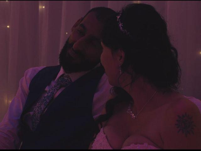 Le mariage de Ahmed et Justine à Calais, Pas-de-Calais 57