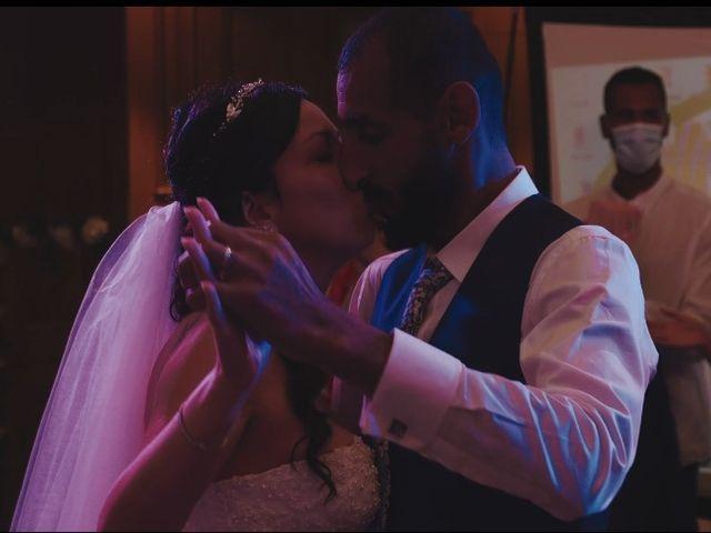 Le mariage de Ahmed et Justine à Calais, Pas-de-Calais 61