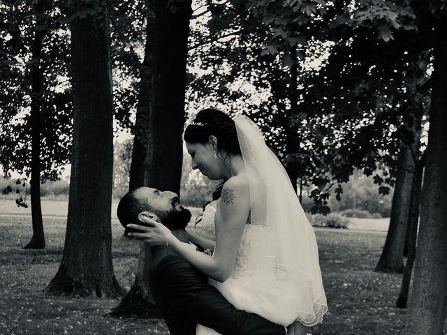 Le mariage de Ahmed et Justine à Calais, Pas-de-Calais 63