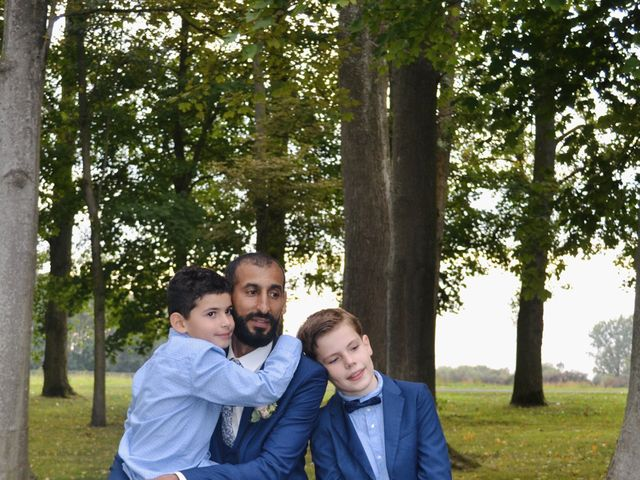 Le mariage de Ahmed et Justine à Calais, Pas-de-Calais 64