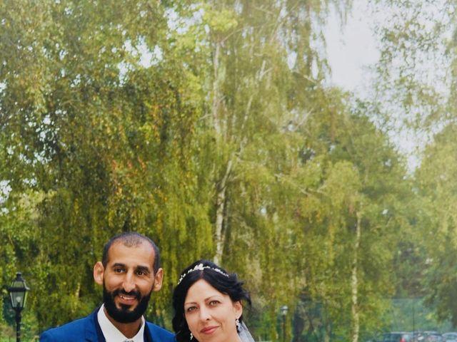 Le mariage de Ahmed et Justine à Calais, Pas-de-Calais 66
