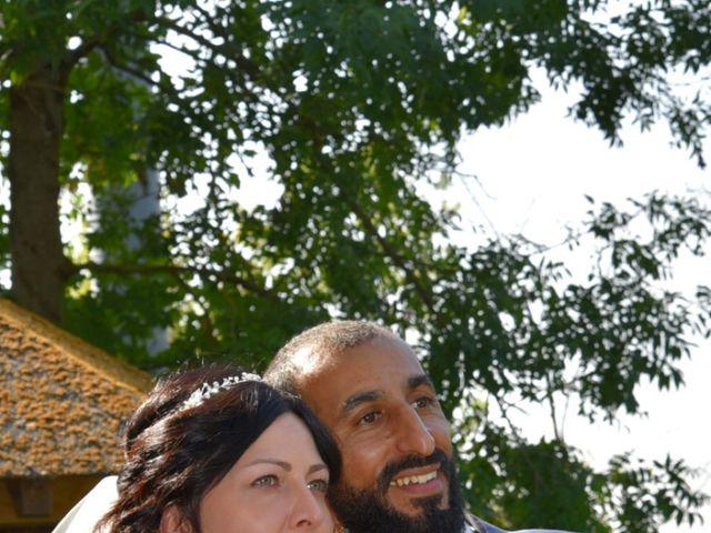 Le mariage de Ahmed et Justine à Calais, Pas-de-Calais 67