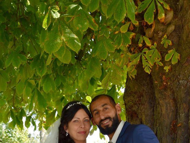 Le mariage de Ahmed et Justine à Calais, Pas-de-Calais 68