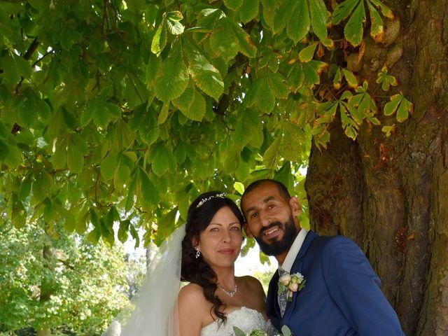 Le mariage de Ahmed et Justine à Calais, Pas-de-Calais 70