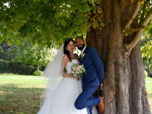 Le mariage de Ahmed et Justine à Calais, Pas-de-Calais 71