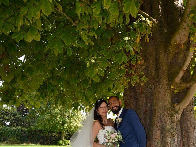Le mariage de Ahmed et Justine à Calais, Pas-de-Calais 72