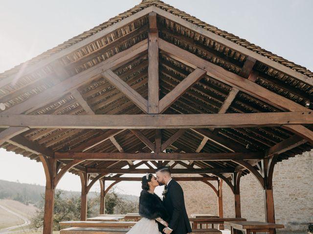 Le mariage de Vanessa et Arthur à Beaune, Côte d'Or 1