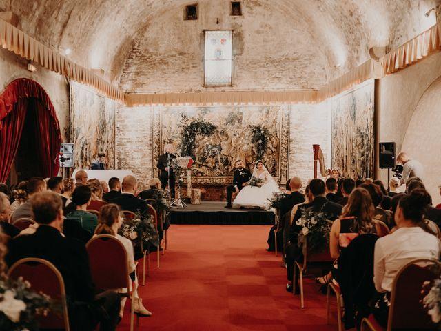 Le mariage de Vanessa et Arthur à Beaune, Côte d'Or 5