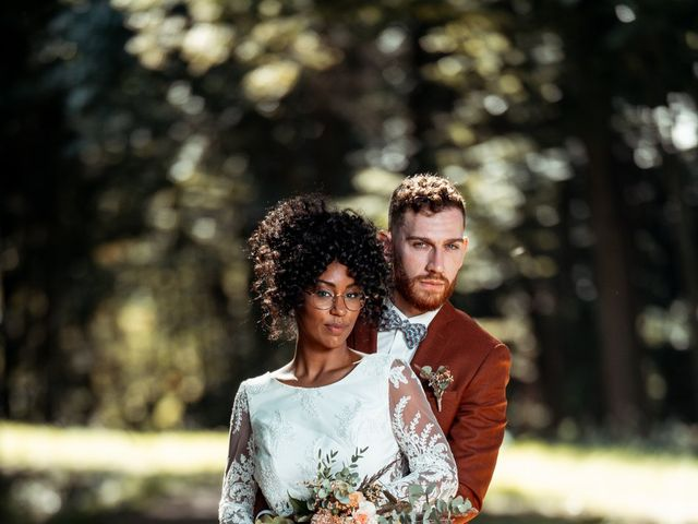 Le mariage de Arthur et Farah à Jouarre, Seine-et-Marne 27