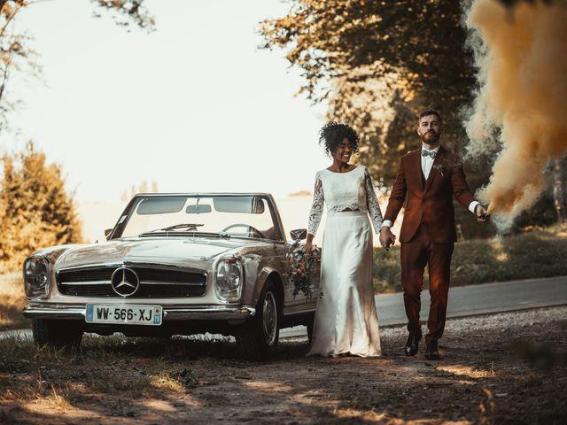 Le mariage de Arthur et Farah à Jouarre, Seine-et-Marne 32