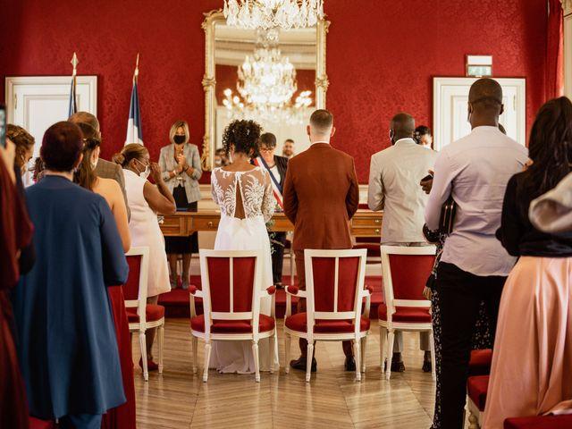 Le mariage de Arthur et Farah à Jouarre, Seine-et-Marne 49
