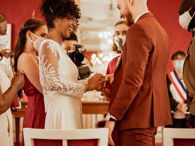 Le mariage de Arthur et Farah à Jouarre, Seine-et-Marne 56