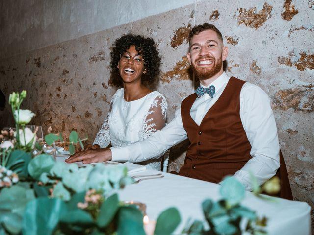 Le mariage de Arthur et Farah à Jouarre, Seine-et-Marne 91