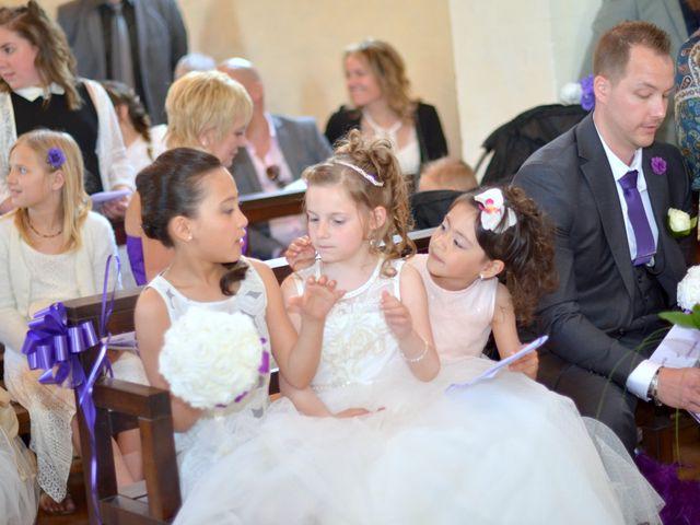 Le mariage de Christophe et Aurélie à Chambly, Oise 103
