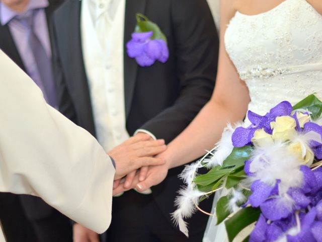 Le mariage de Christophe et Aurélie à Chambly, Oise 117