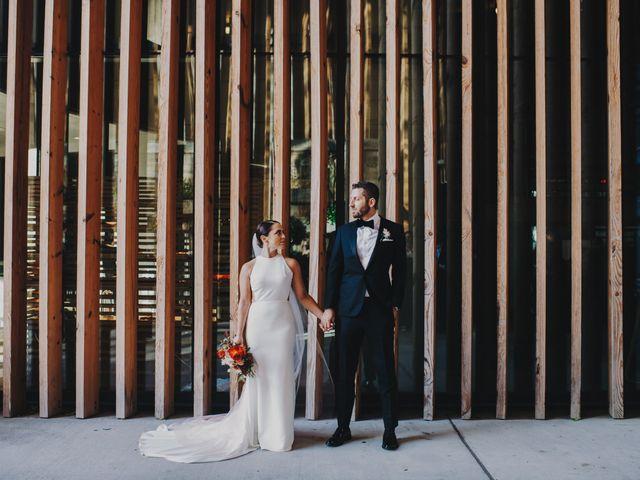Le mariage de Ryan et Katelyn à Paris, Paris 17