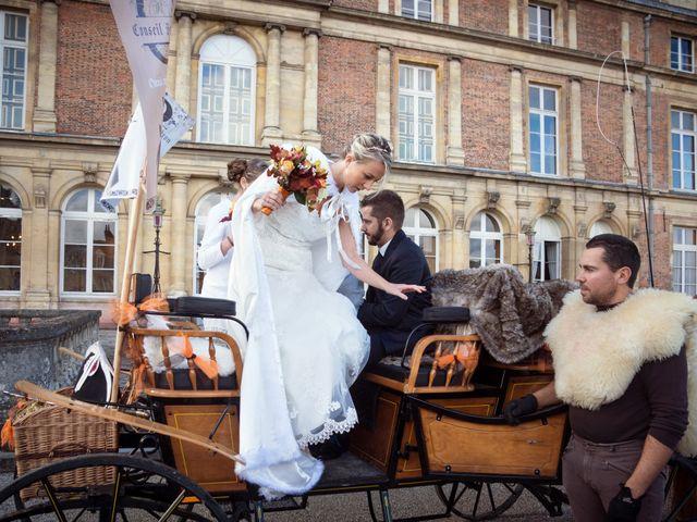 Le mariage de Jean-Philippe et Lucile à Eu, Seine-Maritime 14