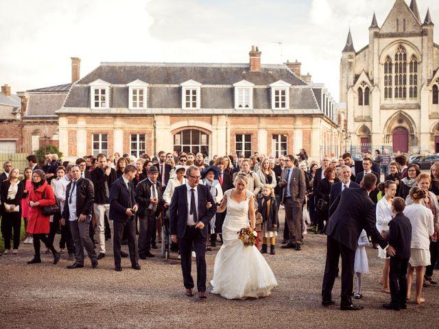 Le mariage de Jean-Philippe et Lucile à Eu, Seine-Maritime 19