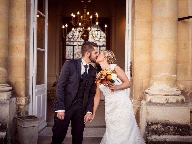 Le mariage de Jean-Philippe et Lucile à Eu, Seine-Maritime 1